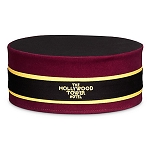 Disney Hat for Adults - Hollywood Tower Hotel Bellhop