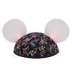 Disney Hat - Ears Hat - Made with Magic - Mickey Mouse - Light-Up