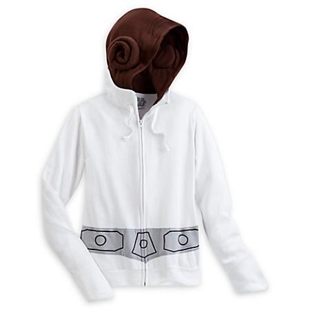 Disney Jacket For Women Princess Leia Costume Hoodie Alt W