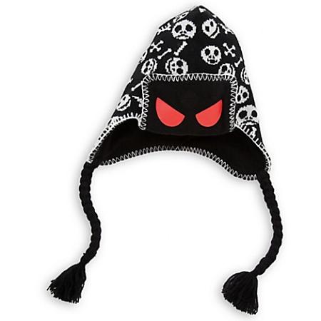 Disney Beanie Hat for Kids - Jack Skellington Flap Beanie 3dcb2a18c34