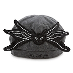 Disney Beret Hat for Women - Jack Skellington Bat