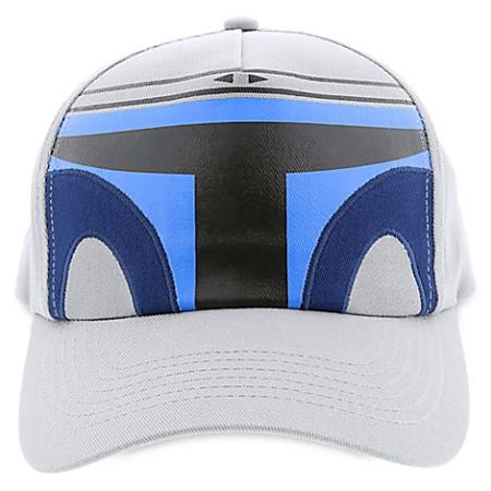 Disney Hat - Baseball Cap - Jango Fett - Youth 859ef80b5a4
