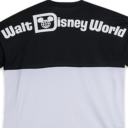 81a701540be Disney Pullover for Men - Disney World Spirit Jersey - Black & White. Tap  to expand