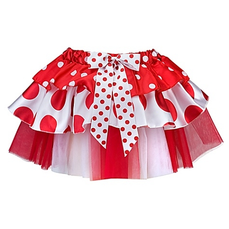 Disney Tutu Skirt for GIRLS - Polka Dot Minnie Mouse