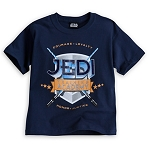 Disney Shirt for Child - Star Wars - Jedi Training Academy Tee - Blue