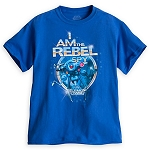 Disney Shirt for Child - Rebel Spy Tee - Star Tours