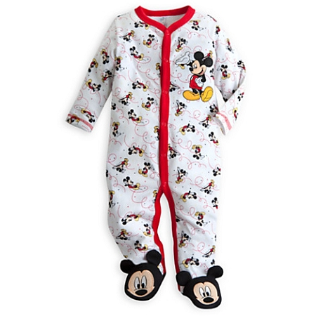 Disney Coverall for Baby - Mickey Mouse