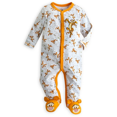Disney Coverall for Baby - Tigger - Winne the Pooh