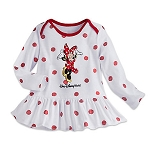 Disney Knit Dress for Baby - Minnie Mouse Long Sleeve