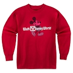 Disney Sweatshirt for Boys - Mickey Mouse Classic - Red