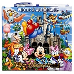 Disney Autograph Book and Photo Album -  Storybook Walt Disney World