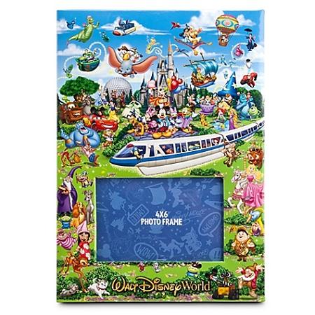 Disney Photo Album Storybook Walt Disney World Resort Large