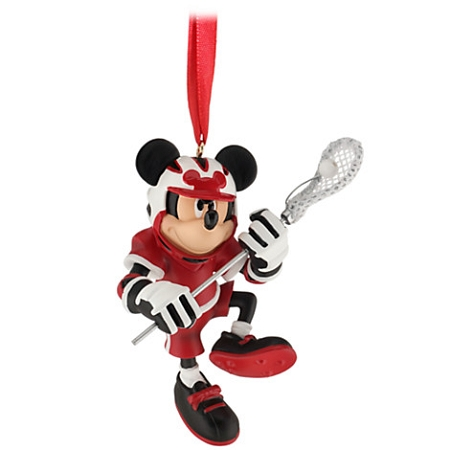 Add to My Lists. Disney Christmas Ornament - Lacrosse ... - Disney Christmas Ornament - Lacrosse - Mickey Mouse