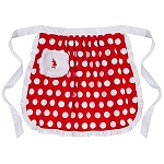 Disney Apron - Minnie Mouse Polka Dot