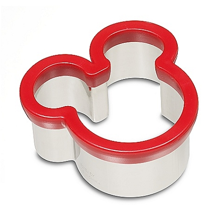 Disney Kitchen Utensil - Sandwich Cutter - Best of Mickey Mouse