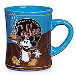 Disney Coffee Mug - Mickey's Really Swell Coffee - Mickey Mouse