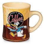 Disney Coffee Mug - Mickey's Really Swell Coffee - Donald Duck