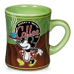 Disney Coffee Mug - Mickey's Really Swell Coffee  - Minnie Mouse