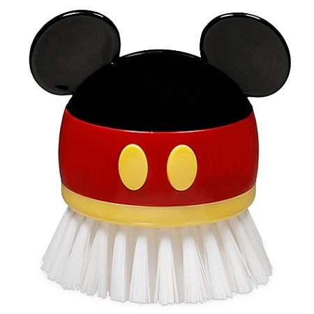 Disney Kitchen Utensil - Scrubber Brush - Best of Mickey Mouse