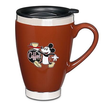 disney travel mug ceramic mickey mouse
