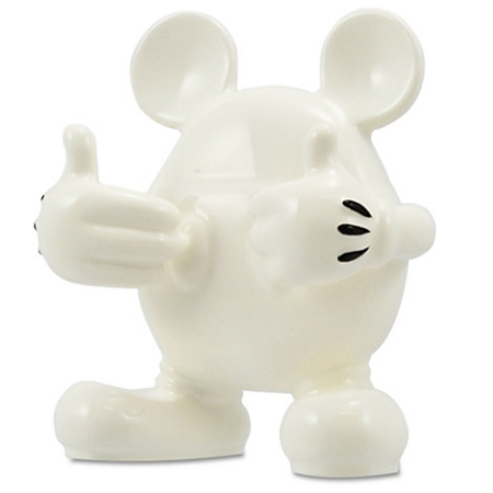 Disney Bathroom Accessories - Mickey Mouse Toothbrush Holder