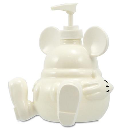 Disney Bathroom Accessories Mickey Mouse Soap Pump