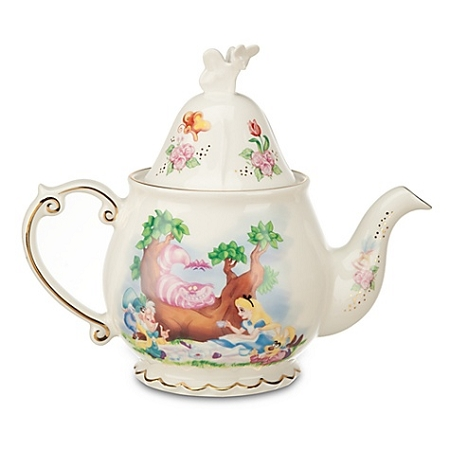 Disney Teapot - Alice in Wonderland