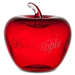 Disney Decorative Figure - Wicked Beauty Snow White Apple
