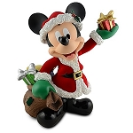 Disney Big Figure - Santa Mickey Mouse
