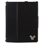 Disney iPad 2 Case - Portfolio-Style Clip - Mickey Mouse -- Black