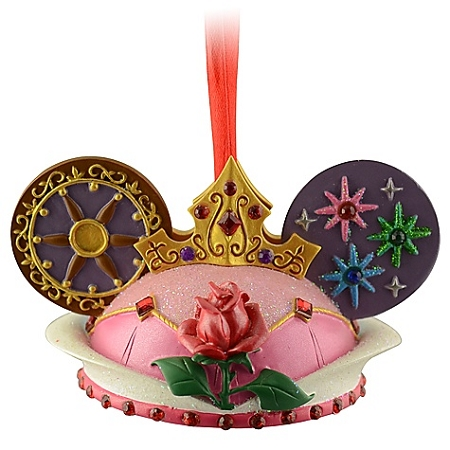 Disney Ears Hat Ornament - Aurora