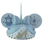 Disney Ears Hat Ornament - Cinderella - Slipper