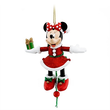 Disney Christmas Ornament - Marionette Minnie Mouse