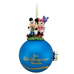 Disney Christmas Ornament - Our Walt Disney World Vacation