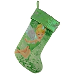 Disney Christmas Stocking - Tinker Bell - Green