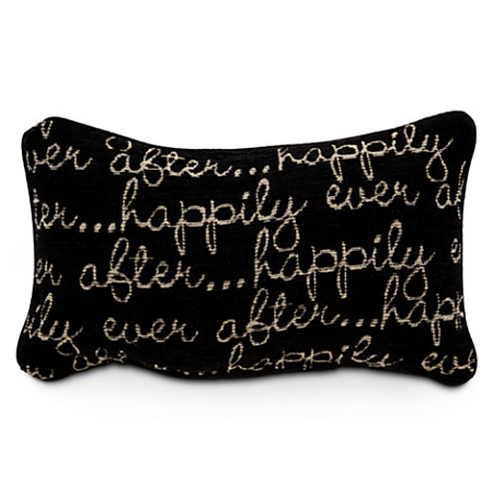 disney throw pillow cushion once upon a time happily ever after