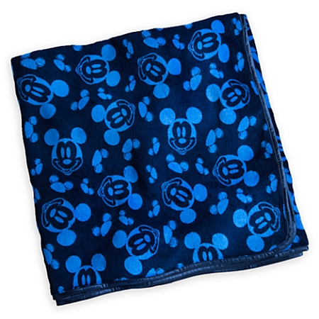 Disney Travel Blanket - Mickey Mouse Throw Blanket