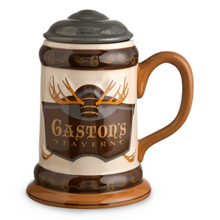 Disney Stein - Beauty and the Beast Be our Guest - Gaston's Tavern