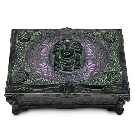 Disney Jewelry Music Box - Haunted Mansion - Madame Leota