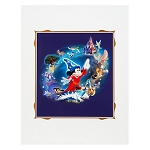Disney Art Print - Sorcerer Mickey Mouse - Magic Lives