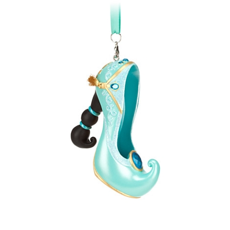 Disney Shoe Ornament - Princess Jasmine