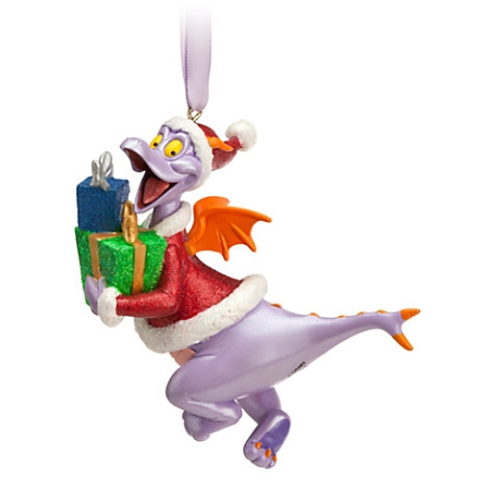 Disney Christmas Ornament - Santa Figment