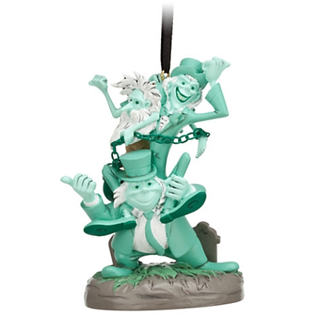 Disney Christmas Ornament - Hitchhiking Ghosts - Haunted Mansion