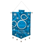 Disney Wall Hanging - Happy Hanukkah - Mickey Mouse