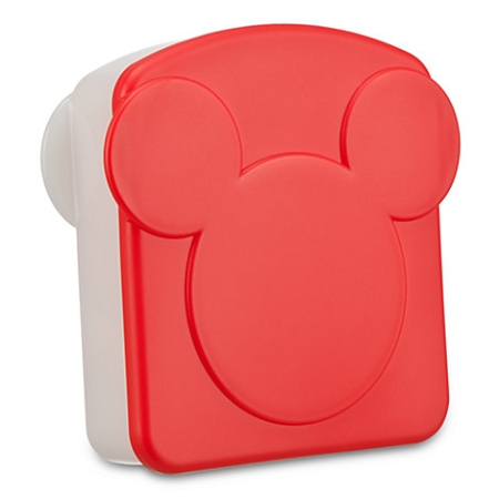 Disney Sandwich Keeper - Mickey Mouse Icon