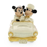 Disney Lenox Figurine - Minnie and Mickey - Dream Honeymoon