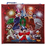 Disney Photo and Autograph Book - 2014 Mickey Mouse and Friends