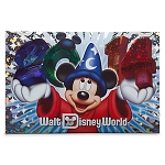 Disney Photo Album - 2014 Mickey Mouse - Walt Disney World - Small