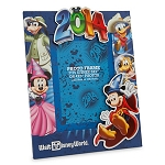 Disney Photo Frame - 2014 Mickey and Friends - 5