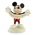 Disney Lenox Figurine - Mickey Mouse - Congratulations